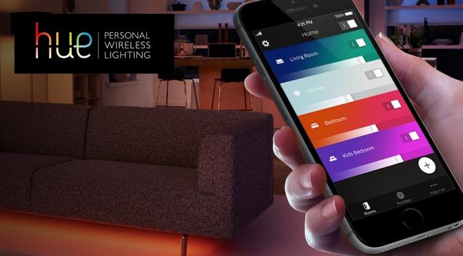 Hardwaretest: Philips Hue – Villa Kunterbunt