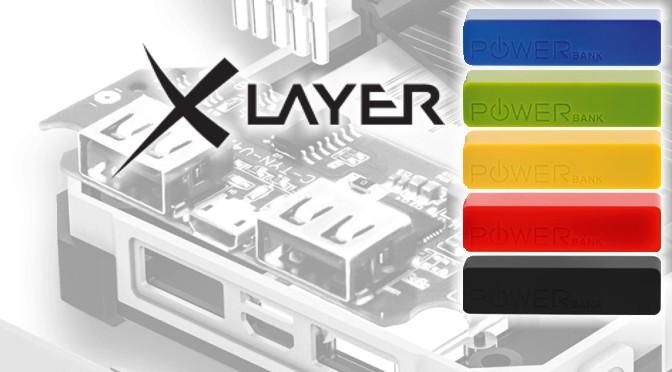 Hardwaretest: XLayer Powerbank – Energieriegel unter Strom