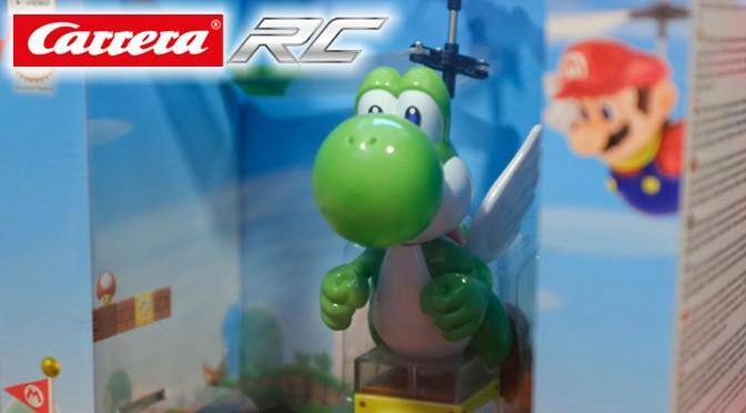 Hardwaretest: Super Mario Flying Cape Yoshi - mit Feingefühl gegen den Schrank