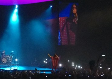 30 Seconds to Mars live in Berlin - Jesus ist auferstanden