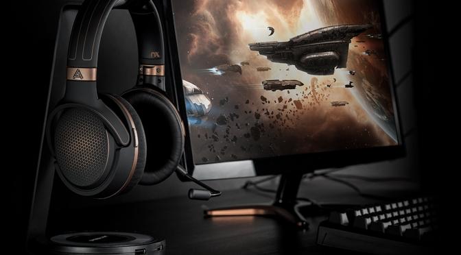 cma audio übernimmt Vertrieb von Audeze Kopfhörern - Mobius auf der gamescom