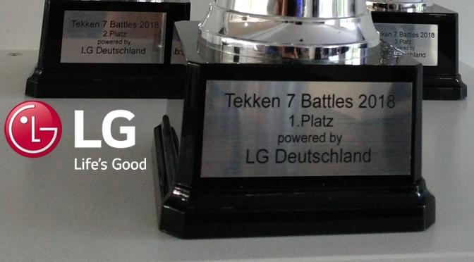 LG Electronics präsentiert die Tekken 7 Battles – Finale in Berlin
