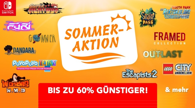Nintendo Switch-Sommeraktion