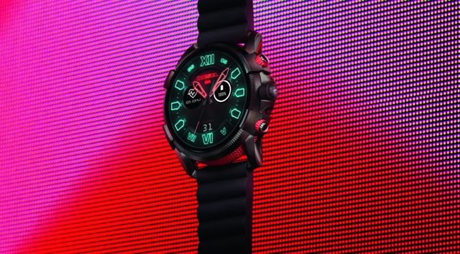 Diesel präsentiert Premium Full Guard 2.5-Touchscreen-Smartwatch