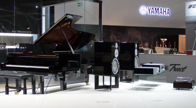 Yamaha auf der IFA 2018 - Musik von Anfang bis Ende