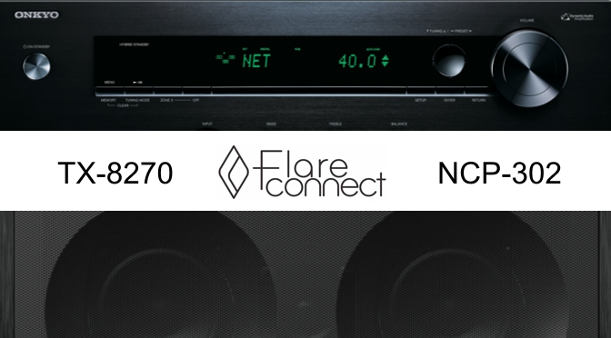 FlareConnect - TX-8270 - NCP-302