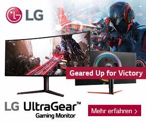 LG Gaming Monitore