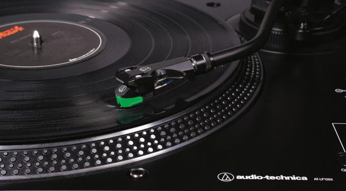 CES 2019 – Audio-Technica präsentiert den DJ-Plattenspieler AT-LP120XUSB