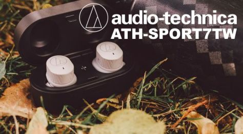Audio Technica ATH-SPORT7TW