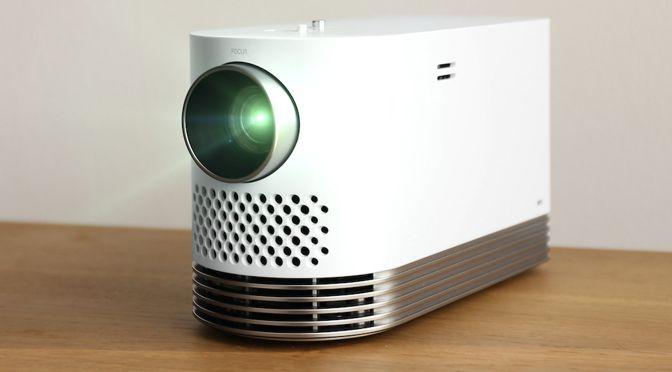 Vorhang auf: LG Projektoren bringen beste Bildqualität in jedes Heimkino