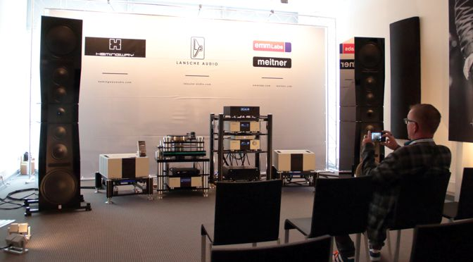 High End 2019 - das audiophile Wettrüsten