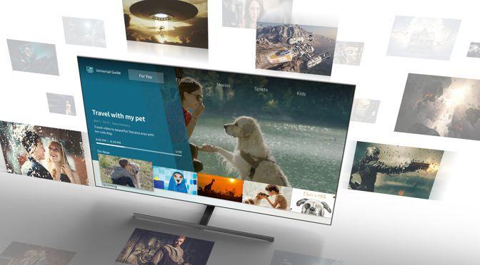Samsung integriert als erster TV-Hersteller die Apple TV App und AirPlay 2