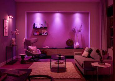 Philips Hue Bluetooth verleiht jedem Raum das perfekte Erscheinungsbild