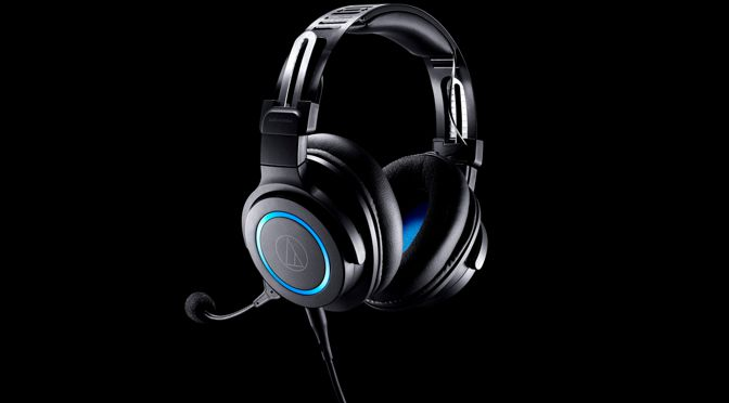 Neu: Audio-Technicas ATH-G1- und ATH-G1WL-Gaming-Headsets