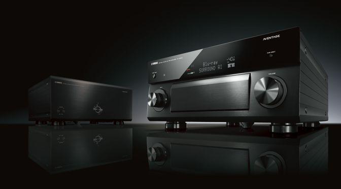 Yamaha AVENTAGE CX-A5200 & MX-A5200: 11-Kanal-Vor-/Endstufen-Kombination Referenz
