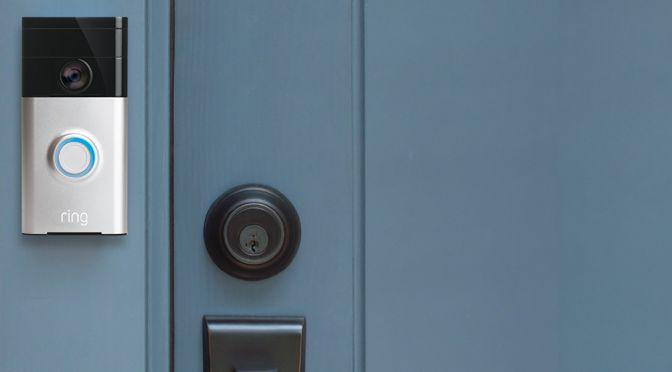 Amazon Prime Day: Ring Video-Türklingeln und Sicherheitskameras im Angebot