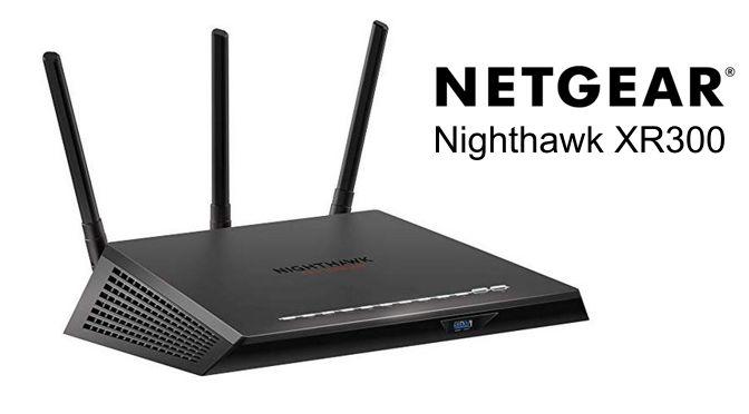 Hardwaretest: Netgear Nighthawk XR300 - Vorfahrt für das Gaming
