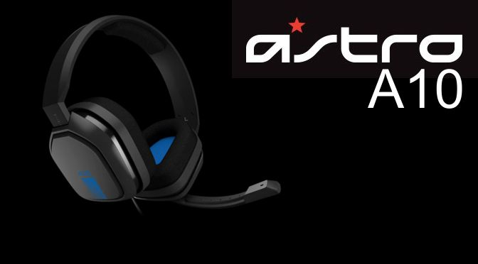 Hardwaretest: Astro A10 - preiswertes Gaming Headset in gut