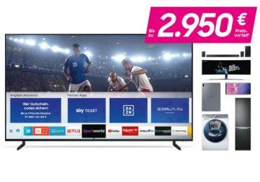 Samsung Dream-Team Deals: Cashback-Aktion zur Feier von 50 Jahren Samsung Innovationen