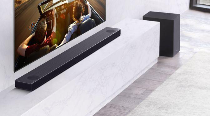 Neues Soundbar-LineUp von LG – das bessere Audioerlebnis