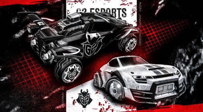 MMD sponsert G2 Esports