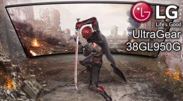 Hardwaretest: LG UltraGear 38GL950G – Ultrawide at it´s best
