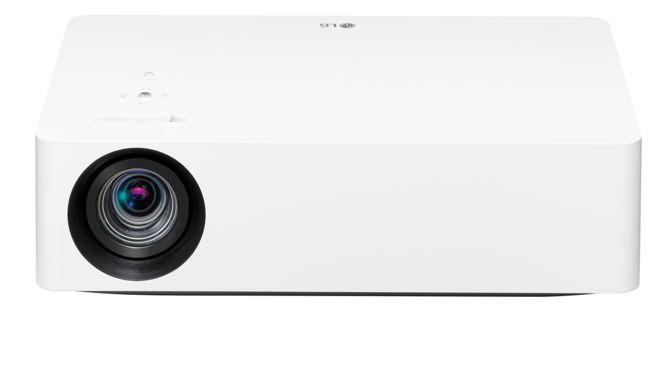 LG CineBeam Projektor Largo 4K HU70LS – Heimkino-Erlebnis in Ultra HD