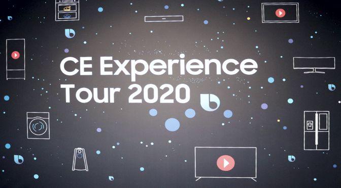 konsolenfan.de vor Ort: Die Samsung CE Experience Tour 2020