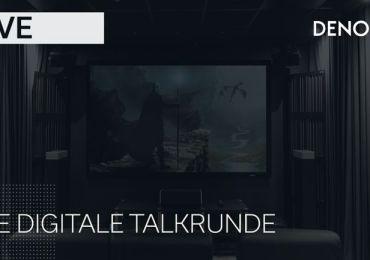 Denon startet neues Digitalformat DENON LIVE – die digitale Talkrunde