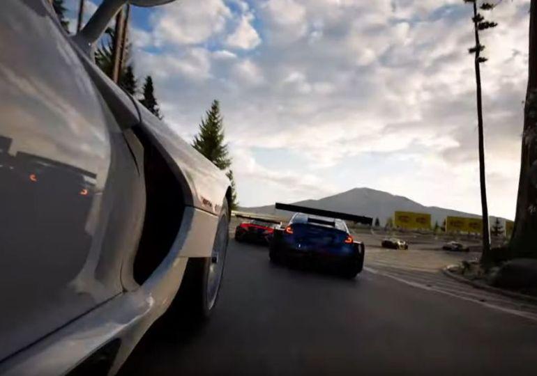 Gran Turismo 7 auf der PS5 - mit Trial Mountain zurück zum Ursprung der Serie