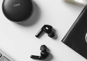 LG und Audiopartner Meridian zeigen neue Earsbuds HBS-FN6 und HBS-FN4