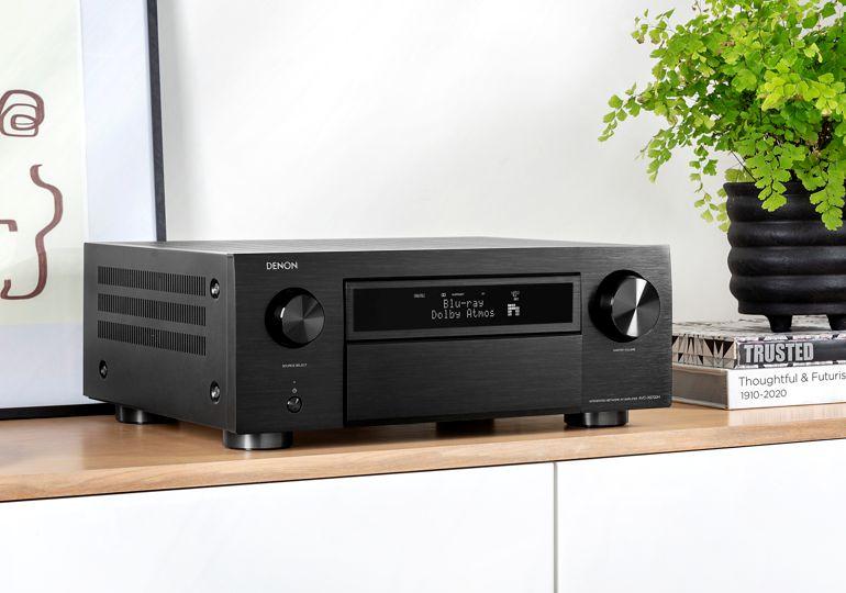 Denon stellt die branchenweit ersten 8K AV-Receiver mit allen HDMI 2.1 Funktionen vor