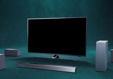 Philips wird Surround-fähig: Ein komplettes Heimkino mit sieben neuen Soundbars sorgt für Raumklang