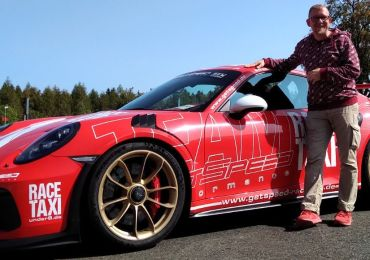 Gran Turismo live: Im Porsche 911 GT3RS über die Nordschleife