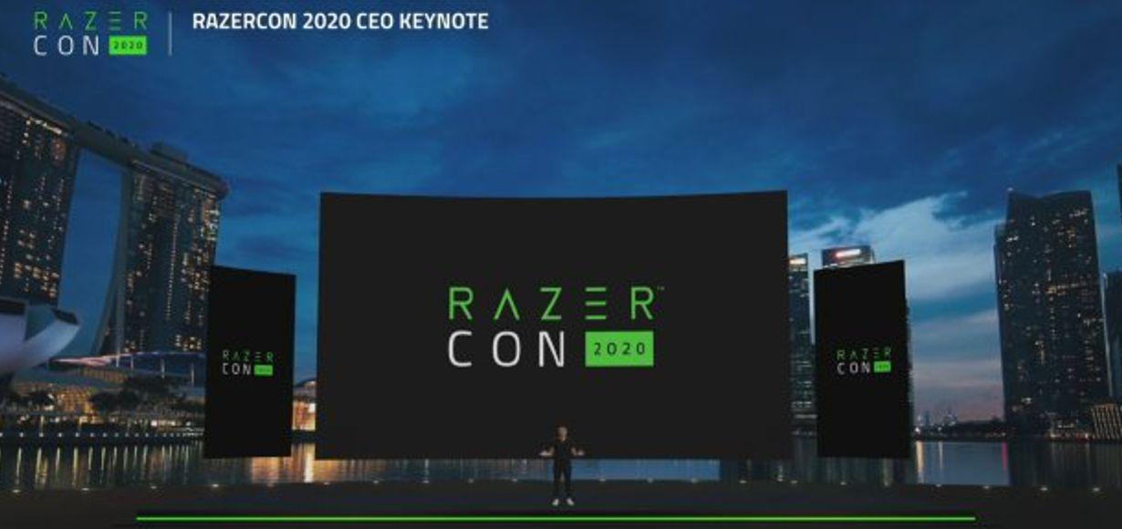 RAZERCON 2020 BEGEISTERT FANS AUF DER GANZEN WELT