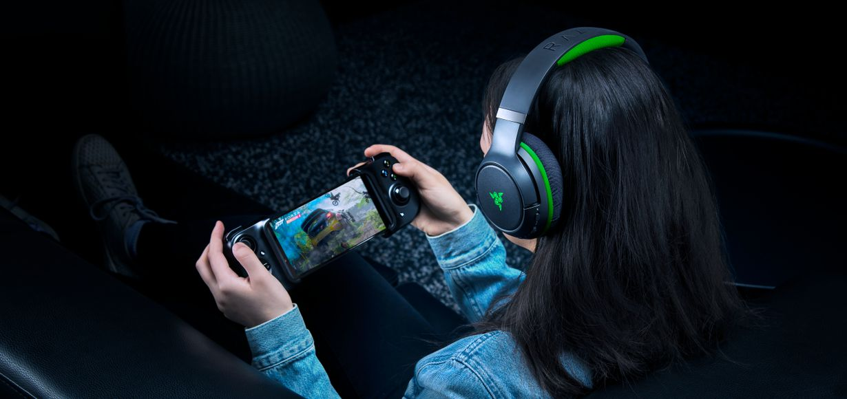 Das ultimative Xbox- und Cloud-Gaming Headset - Razer Kaira Pro