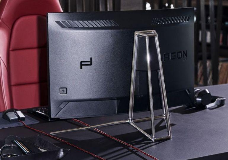 Porsche Design und AOC enthüllen ersten gemeinsam entwickelten Gaming-Monitor