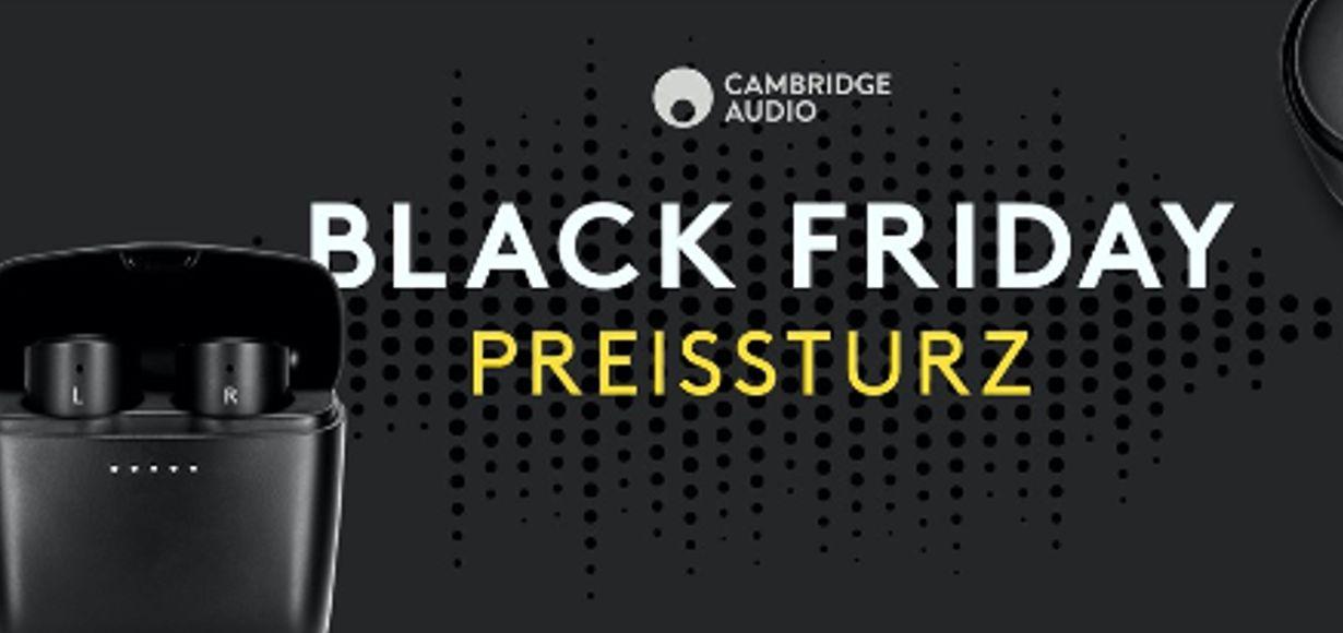 CAMBRIDGE AUDIO MELOMANIA 1 AM BLACK FRIDAY ZUM BESTPREIS