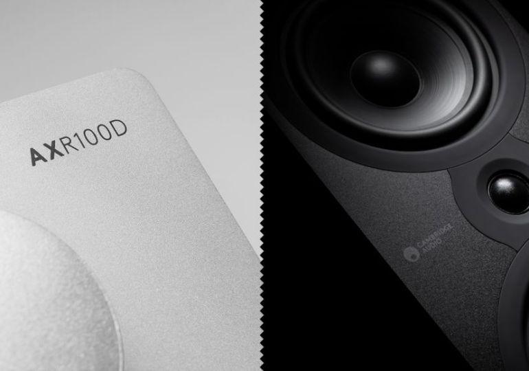 Hardwaretest: Cambridge Audio AXR100D + SX-80 – wie die Faust aufs Auge