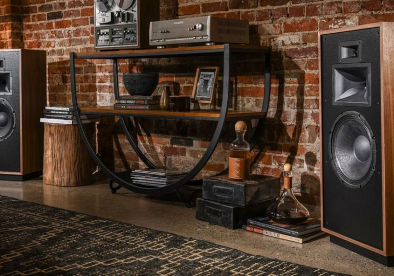 Klipsch präsentiert Forte IV: Heritage Premiumlautsprecher in Vollendung