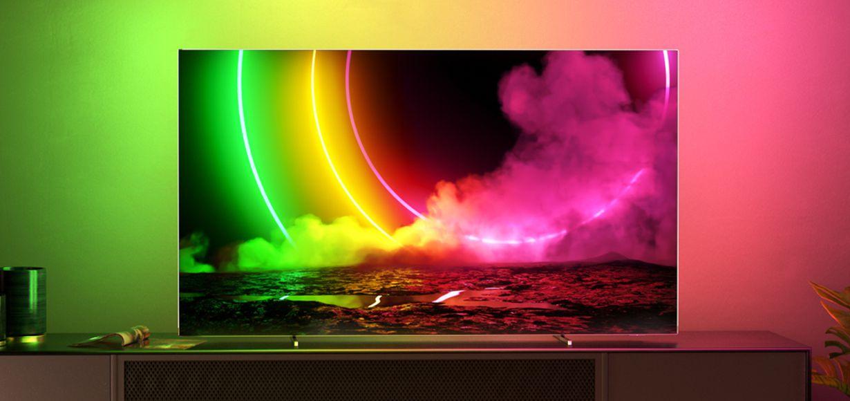 Vier Red Dot Awards 2021 für Philips TV & Sound