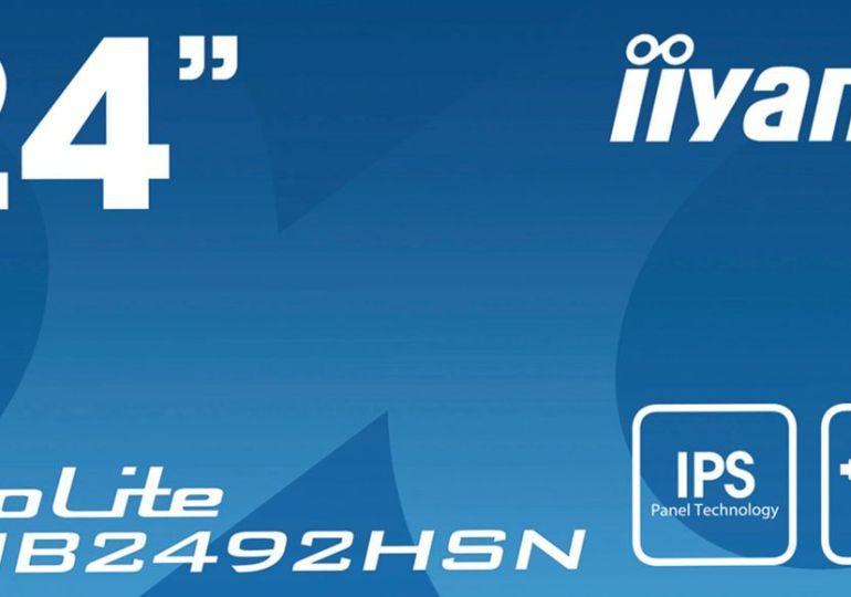 iiyama ProLite 92er-Serie mit integrierter USB-C-Dockingstation - ein Kabel für alles