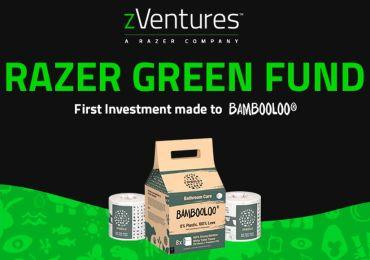 Razer Green Fund: Erstes Investment erfolgt in nachhaltiges Toilettenpapier