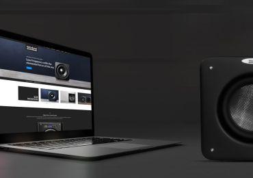 Neue Velodyne Acoustics Website: Subwoofer-Hersteller startet Auftritt im modernen Design