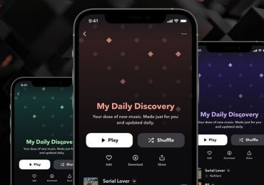 Neues TIDAL Feature: My Daily Discovery