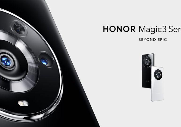 HONOR kündigt Markteinführung der HONOR Magic3 Flaggschiff-Serie an