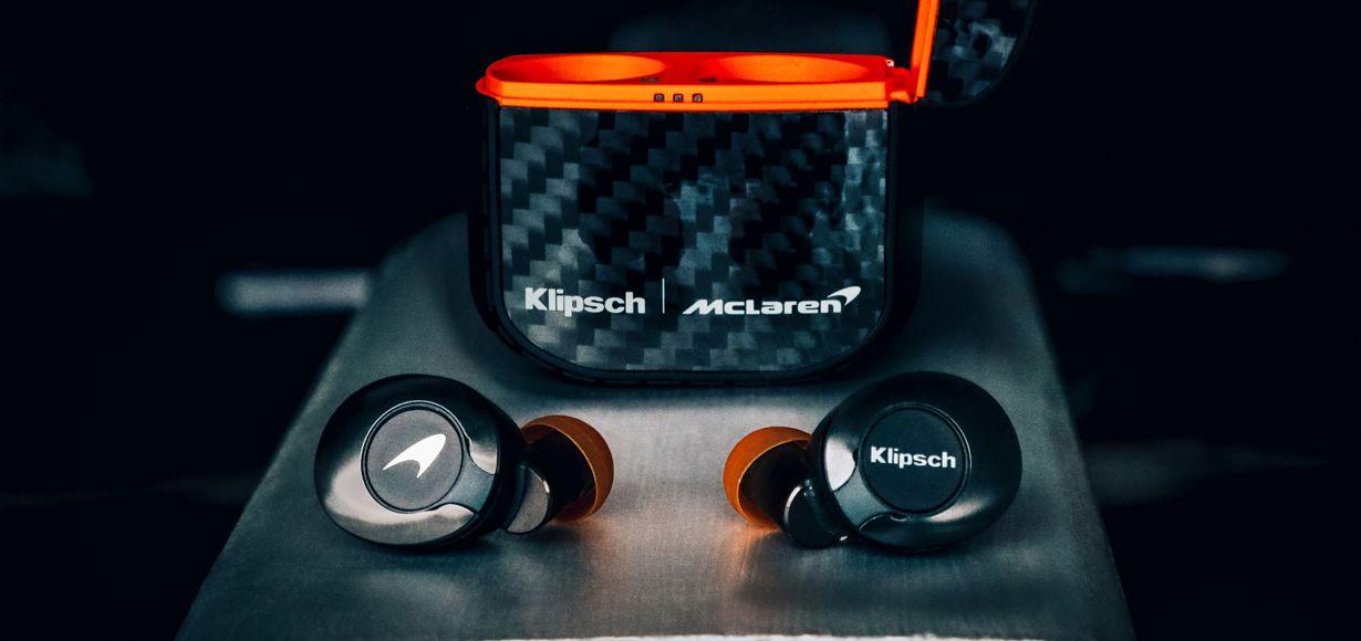 Klipsch präsentiert True-Wireless-In-Ear T5 II ANC