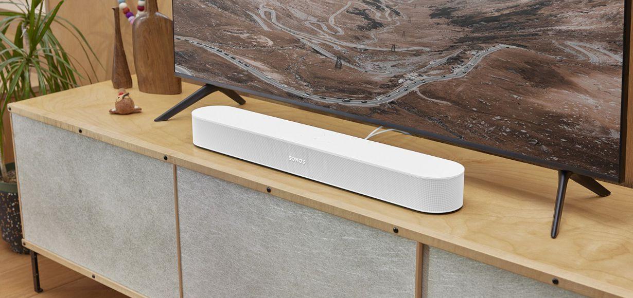Sonos präsentiert die neue Generation der Beam mit Dolby Atmos Support und neue Audio Formate
