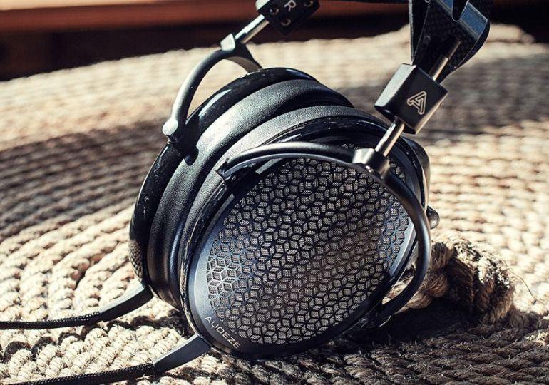 Audeze CRBN: elektrostatischer Luxus-Kopfhörer