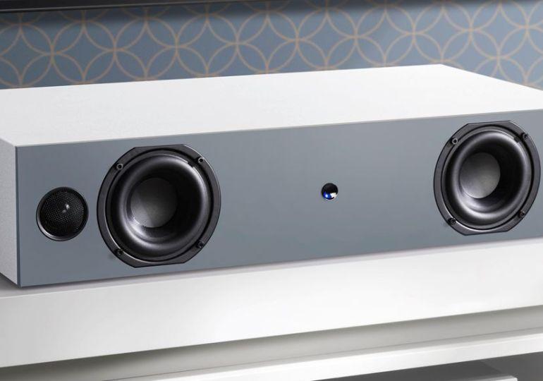 Nubert Lautsprecher und Verstärker jetzt in Weiß, Eisgrau, Graphit